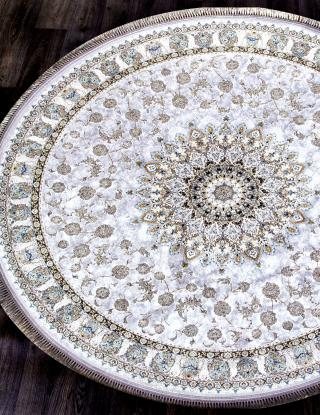 Ковер FARSI 1200 G253 DIAMOND круглый